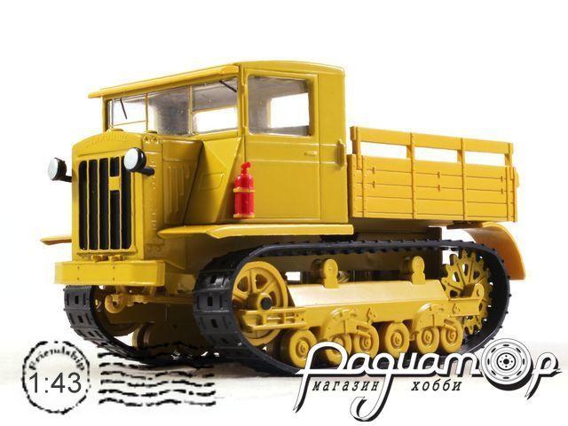 Тракторы №66, Сталинец-2 (1938)