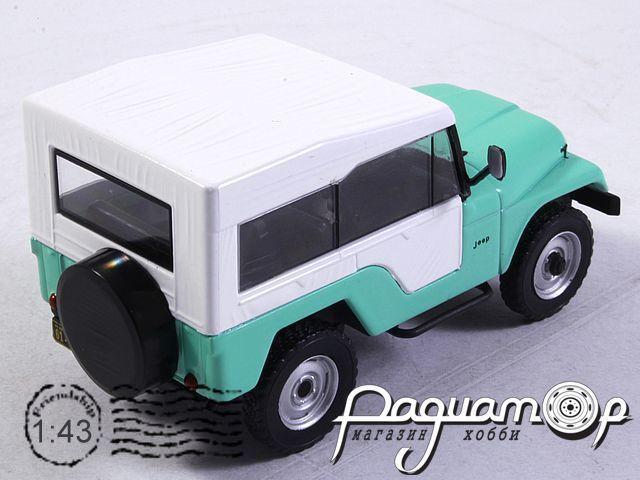 Jeep CJ-5 (1963) WB234