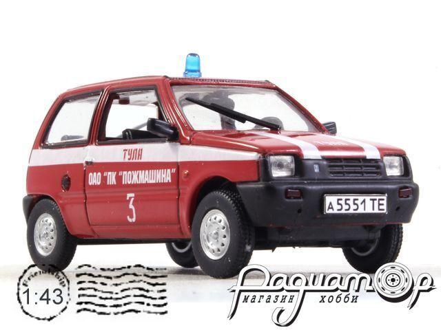 ВАЗ-1111 Пожарный штаб, г. Тула (1988) 1761