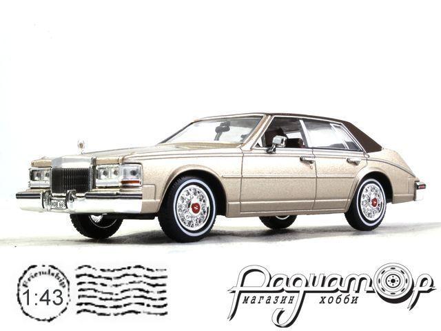 Cadillac Seville MK II Elegante (1980) WB206
