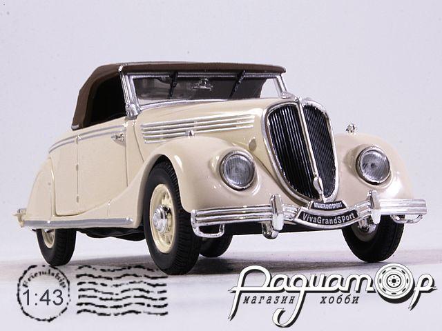 Renault Viva Grand Sport Cabriolet (1938) 575948