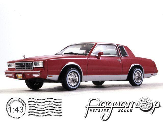Chevrolet Monte Carlo Джесси Пинкмана из т/с
