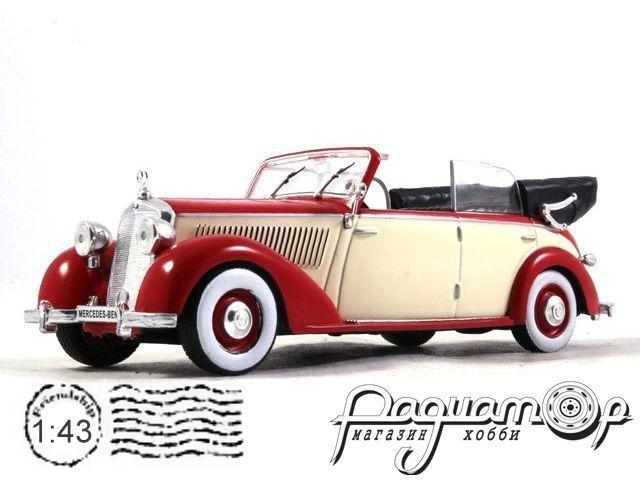 Mercedes-Benz 230 W153 Cabrio (1939) WB224
