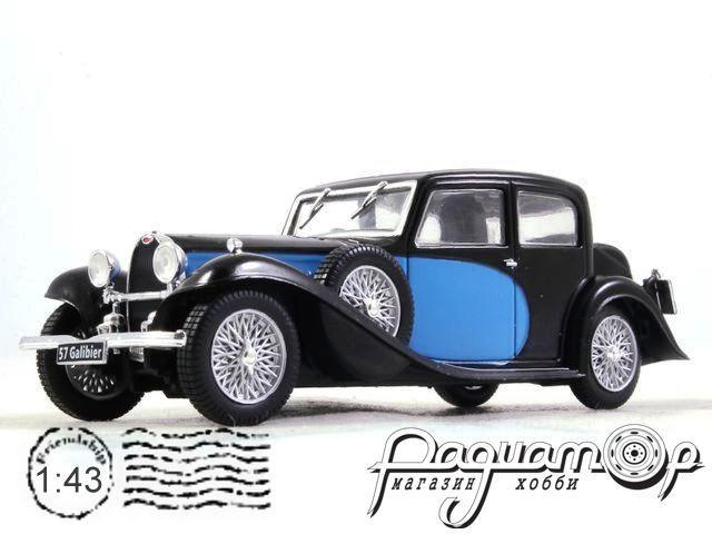 Bugatti 57 Galibier (1936) WB123