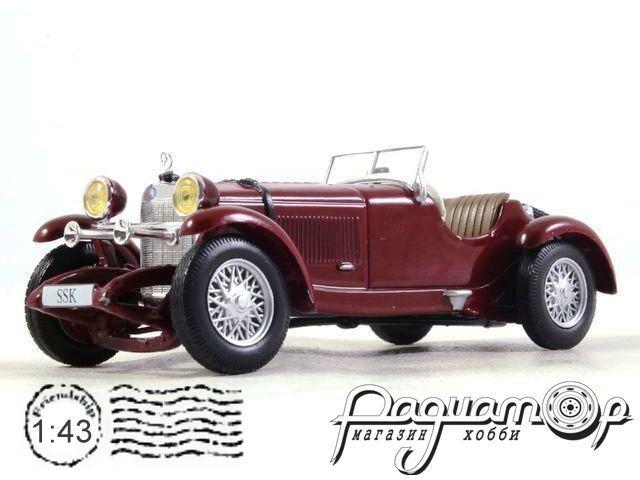 Mercedes-Benz SSK (1928) WB204