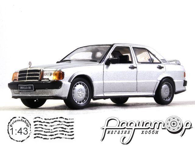 Mercedes-Benz 190E 2.3 16V (1988) WB246