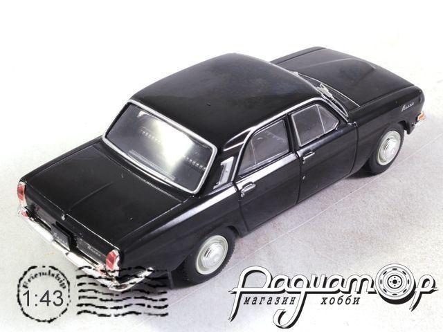 Автолегенды СССР Лучшее №16, ГАЗ-24 «Волга» (1970)