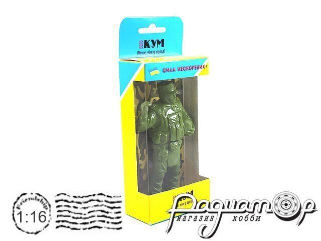 Фигура воина ВСУ №4 Офицер (D)