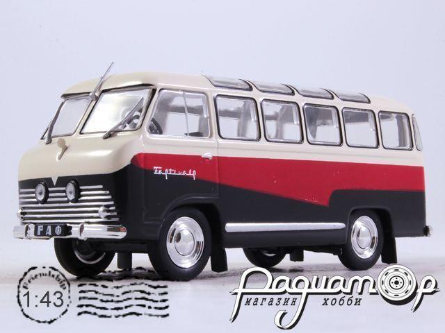 Автолегенды СССР и Соцстран №220, РАФ-10