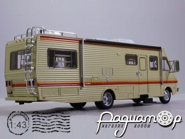 Fleetwood Bounder RV из т/с