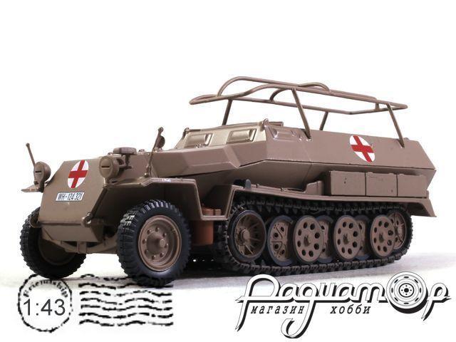 Sd.Kfz. 251/8 (1943) EX55