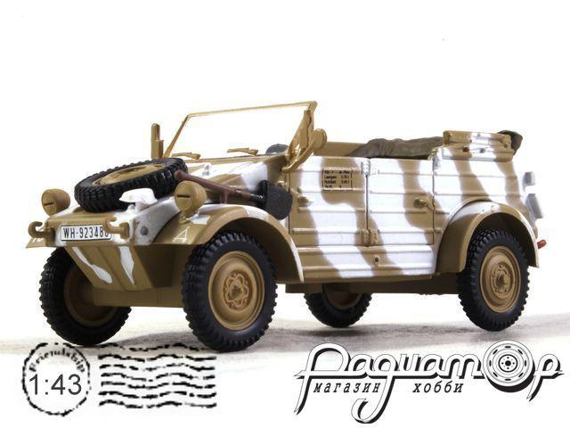 Volkswagen Typ 82 Kubelwagen (1943) EX46