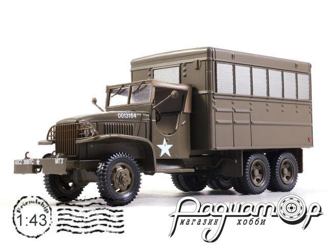 GMC CCKW 353 (1944) EX45
