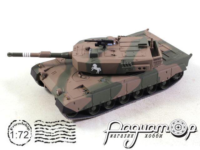 Боевые машины мира №29, Type 90 (1992)
