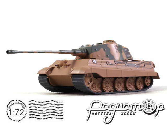 Боевые машины мира №23, Pz.Kpfw VI Ausf.B Tiger II (1944)