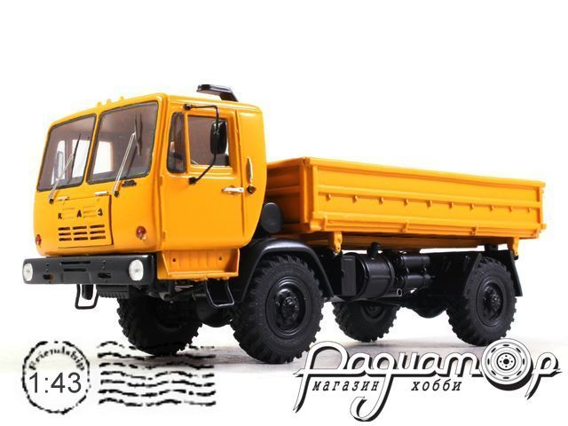 КАЗ-4540 «Колхида» (1984) BR004
