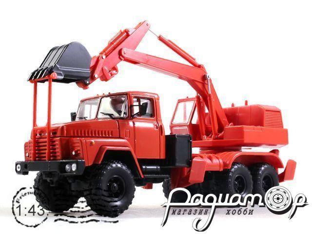 КрАЗ-260 ЭО-4421 (1979) H746