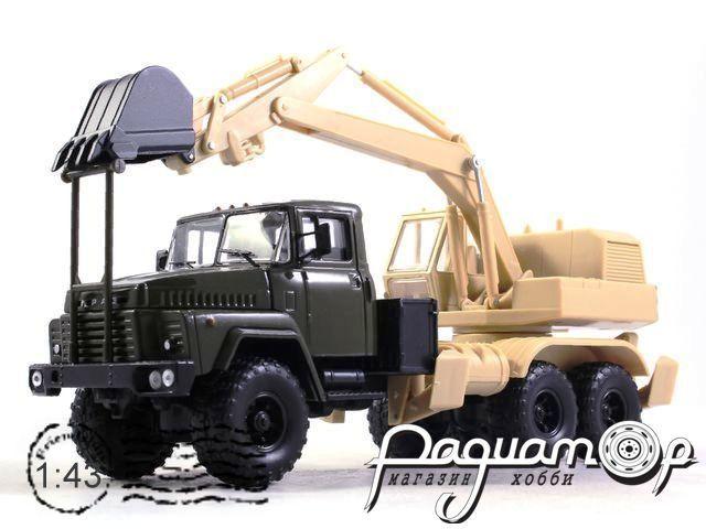 КрАЗ-260 ЭО-4421А (1980) H745
