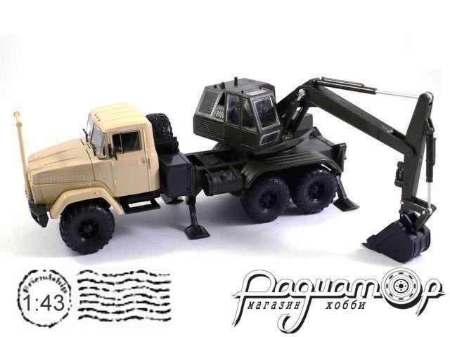 КрАЗ-6322 ЭО-4421А (1989) H744