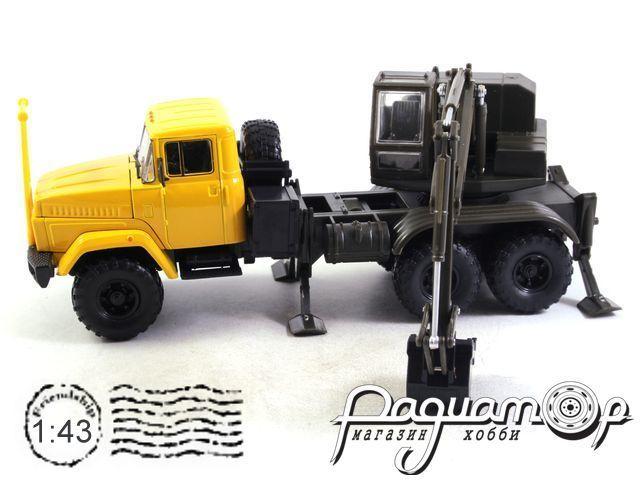 КрАЗ-6322 ЭО-4422 (1989) H747 (VZ)