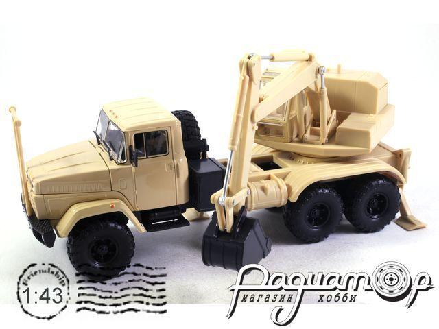 КрАЗ-6322 ЭОВ-4422 (1989) H748-W