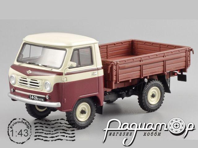 УАЗ-450Д бортовой (1958) 145002