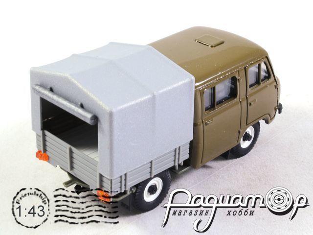 УАЗ-39094 «Фермер» с тентом (1996) 10010-4