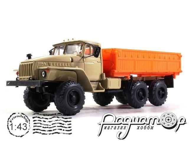 УРАЛ-5557 сельхозник (1984) 2007-2