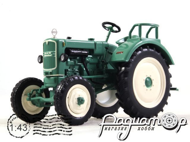 Трактора Мира №4, MAN Ackerdiesel A 25 A (1956)