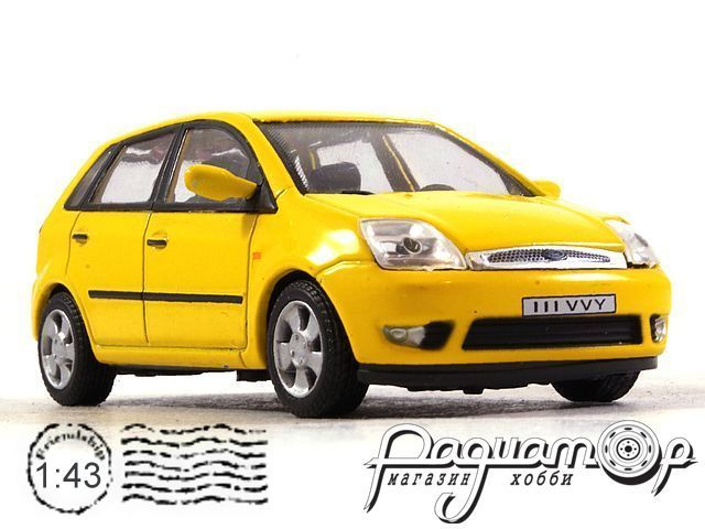 Ford Fiesta (2006) 250ND-0074 (P)