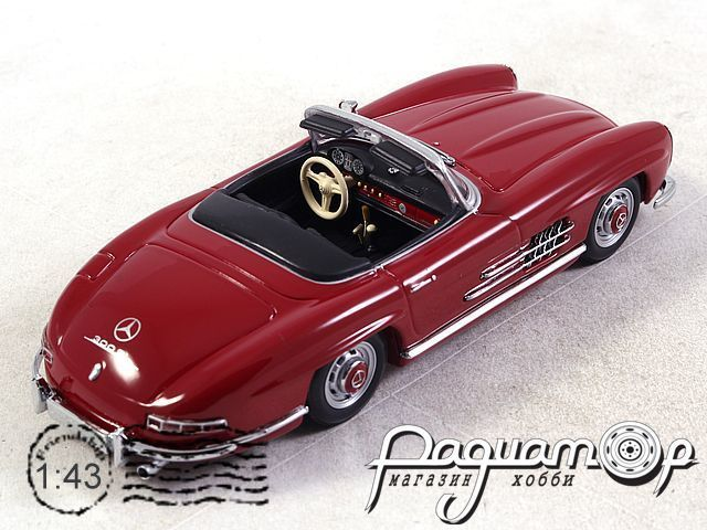Mercedes-Benz 300 SL Roadster (W198 II) (1955) 940039031