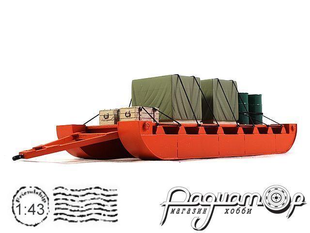 Сани грузовые (для Харьковчанки) 170802 (PD)