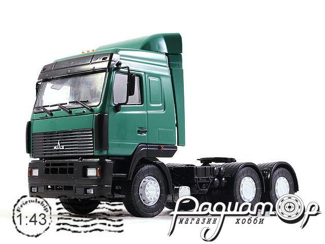 МАЗ-6430 седельный тягач (2000) 101241