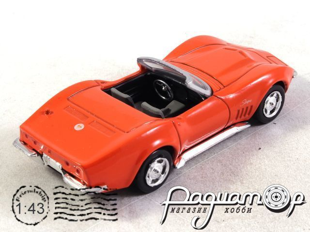 Chevrolet Corvette (1969) New Ray (B)