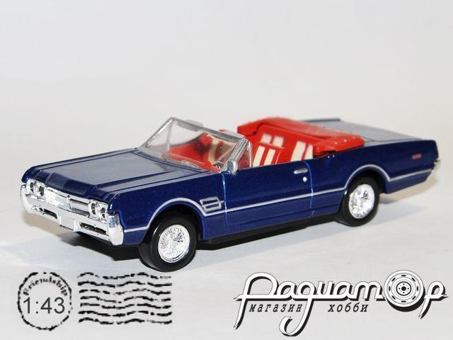 Oldsmobile 4-4-2 (1970) New Ray (B)