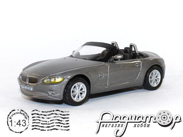 BMW Z4 (E85) Cabriole (2002) 143ND-21150