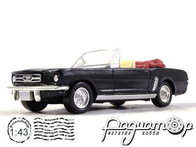 Ford Mustang Cabriolet Convertible (1964) 48633 (B)