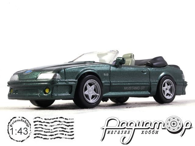 Ford Mustang GT Convertible (1989) 48643 (B)