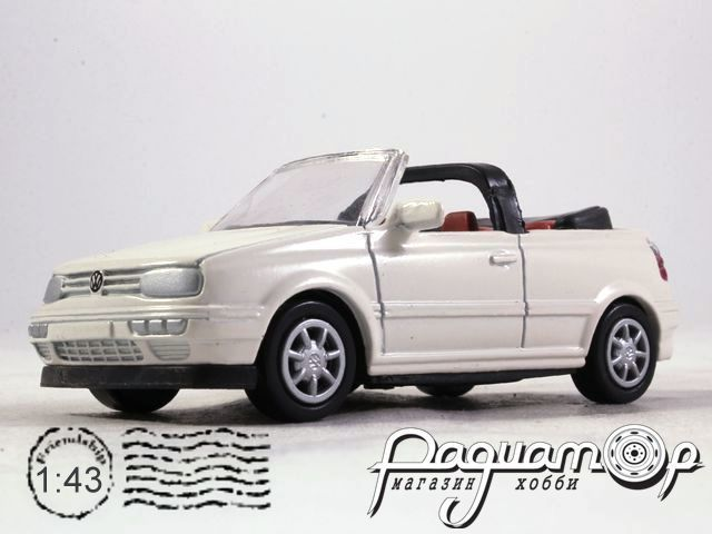 Volkswagen Golf Cabriolet (1993) New Ray (B)