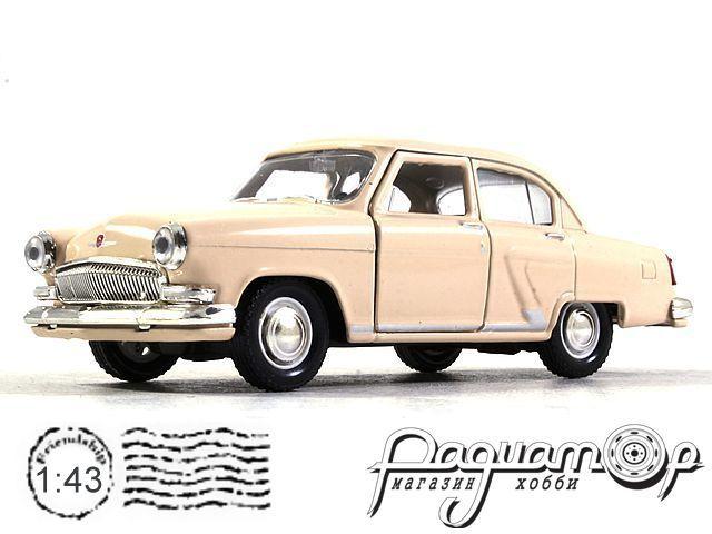 ГАЗ-21 «Волга» (1956) 34100C