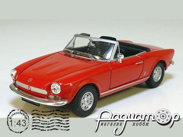 Fiat 124 Spider (1966) 506632 (TI)