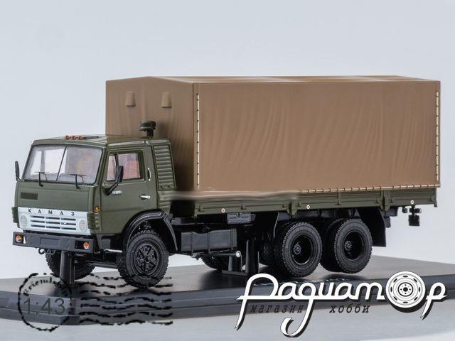 КамАЗ-53212 с тентом (1979) SSM1279