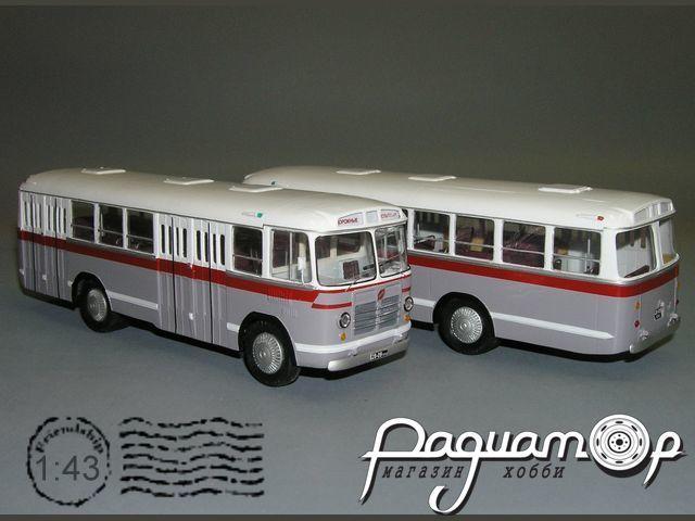 ЛиАЗ-675 четырёхдверный (1960) V3-24