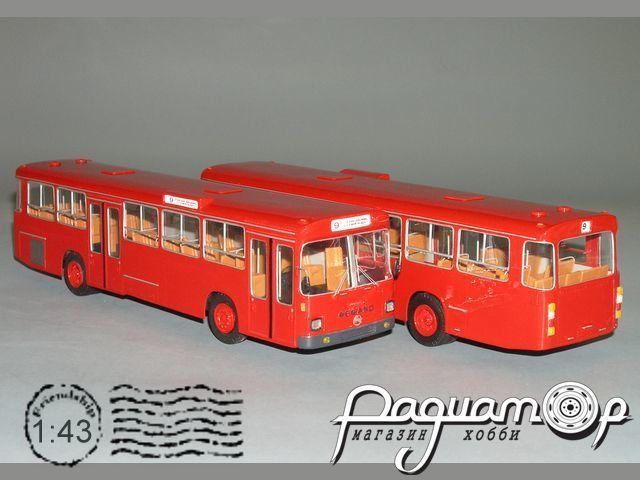 Pegaso 6420, Madrid (ранний) (1985) V7-24.1
