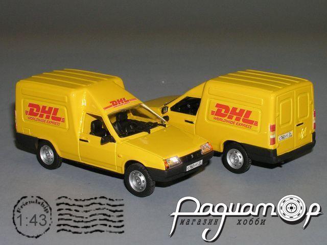 ВИС-1705 «Челнок» DHL (1998) РZ-62.4