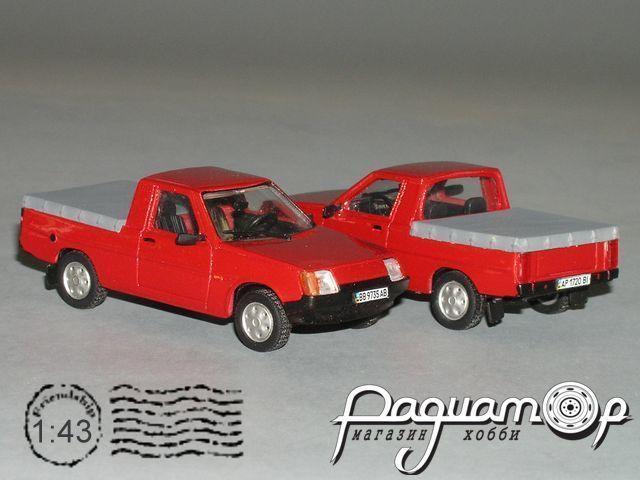 ЗАЗ-11055 «Таврия» пикап закрытый (1992) РZ-83.1