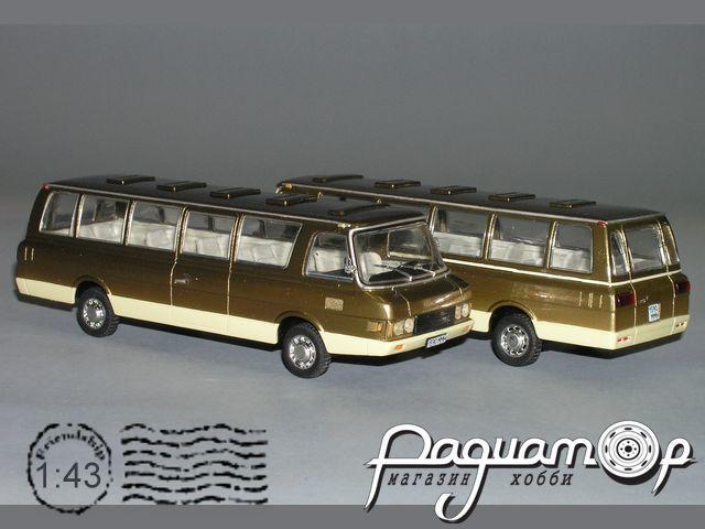 ЗИЛ-3207 музейный (1980) ТC-04.4