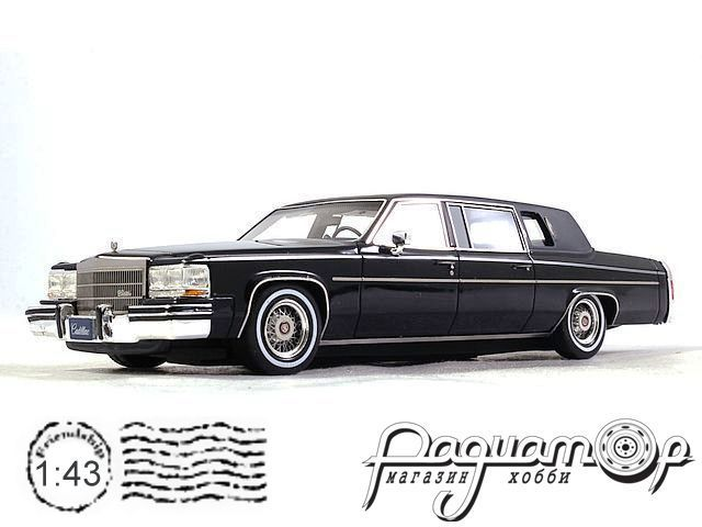 Cadillac Fleetwood Formal Limousine (1984) GLM43103801