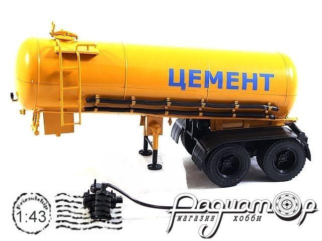 Полуприцеп-цементовоз ТЦ-11 (1980) 102026