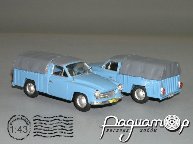 Wartburg 311-7 Pick-Up Farmer (1956) PX-88